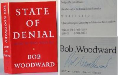 Simon & Schuster, 2006. 1st Edition. Hardcover. Fine/Fine. SIGNED FIRST EDITION of Bob Woodwar's