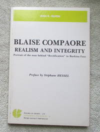 Blaise Compaore - Realism and Integrity