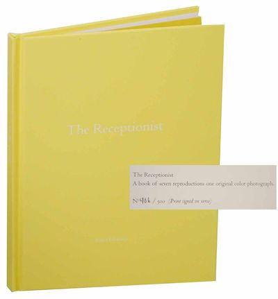 Portland, OR: Nazraeli Press, 2006. First edition. Hardcover. The 38th entry in the One Picture Book...