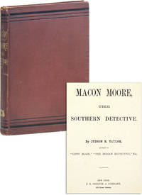 Macon Moore, the Southern Detective