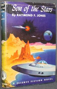 image of SON OF THE STARS: A Science Fiction Novel
