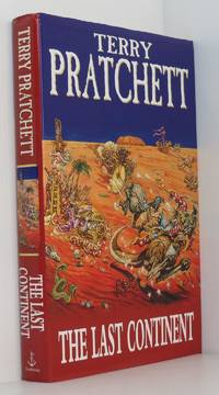 The Last Continent: (Discworld Novel 22) by  Terry Pratchett - 1st Edition 1st Printing - 1998 - from Durdles Books (IOBA) and Biblio.co.uk