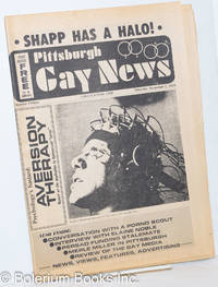 image of Pittsburgh Gay News: for the Pittsburgh area gay community; #15, Saturday, November 2, 1974: Aversion Therapy