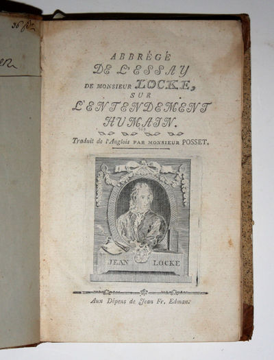 Uppsala: Veuve du directeur Jean Edman, 1792. Rare French edition printed in Uppsala of the abridgem...