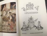 THE ARTHUR RACKHAM FAIRY BOOK [SIGNED]