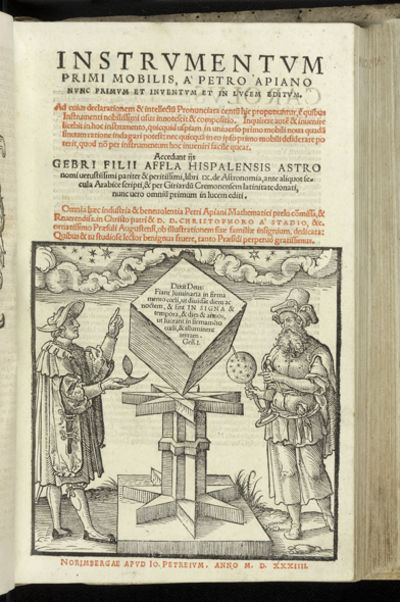 Title with two fine woodcut vignettes, final leaf with a fine & large woodcut on verso, and numerous...