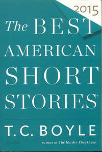 image of The Best American Short Stories 2015