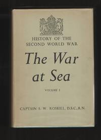 image of The War At Sea 1939-1945, 3 Volumes in 4 Books