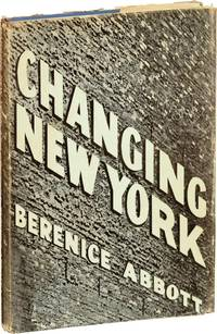 image of Changing New York (First Edition)