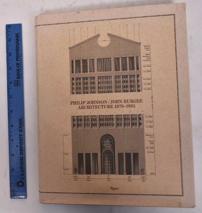 New York: Rizzoli, 1985. Hardcover. VG/VG- wear to edges and corners of dust jacket including some s...