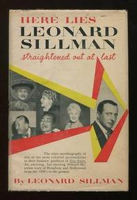 Here Lies Leonard Sillman: Straightened Out at Last