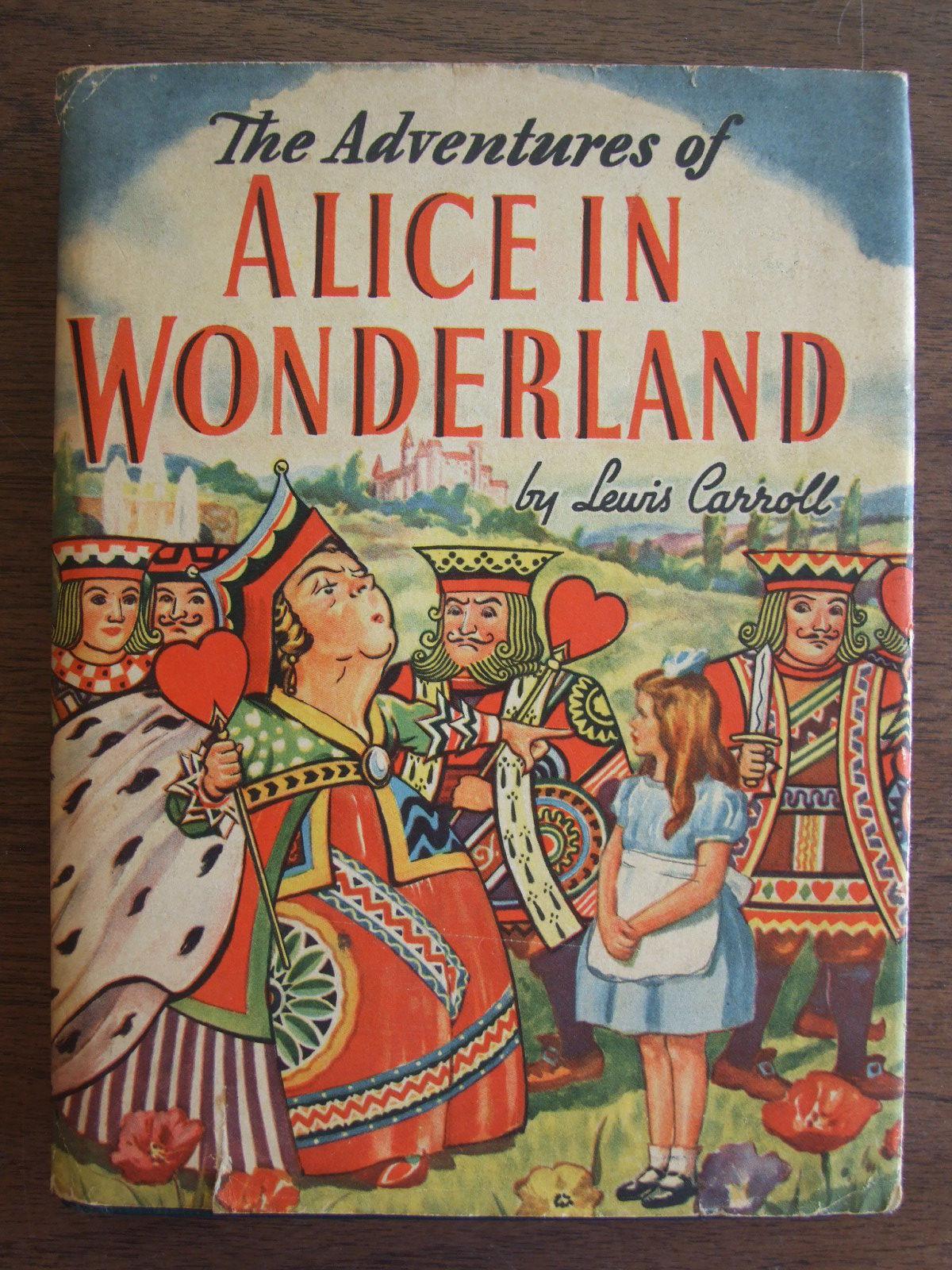 Alice'S Eventyr I Wonderland Lewis Carroll