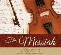 The Messiah Audio CD