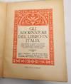 View Image 3 of 8 for Gli Adornatori Del Libro in Italia, Volume IV Inventory #182099
