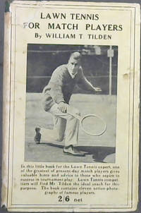 image of Lawn Tennis for Match Players