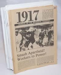 1917: Journal of the Bolshevik Tendency [18 issues]