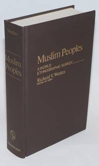 image of Muslim Peoples; A World Ethnographic Survey