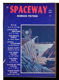 SPACEWAY SCIENCE FICTION, JANUARY 1969.