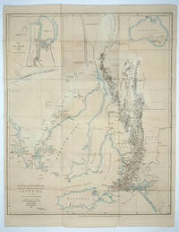 image of South Australia Shewing the Division into Counties of the Settled Portions of the Province With situation of Mines of Copper & Lead from the Surveys of Captn Frome R.l Eng.rs  [Map ]