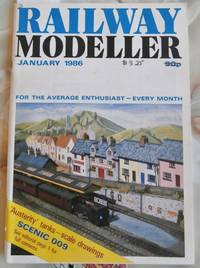 image of Railway Modeller January 1986 Vol.37 No.423