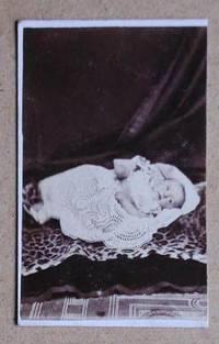 Carte De Visite Photograph: Portrait of a Baby.