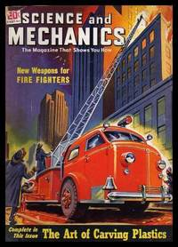 SCIENCE AND MECHANICS - Volume 20, number 5 - October 1949