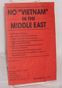 """No """"Vietnam"""" in the Middle East"""