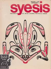 image of Syesis, Volume 4, 1971, Supplement 1