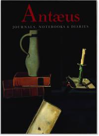 image of Antaeus 61. Journals, Notebooks_Diaries.