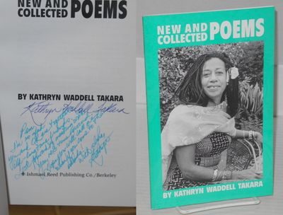 Berkeley: Ishmael Reed Publishing Co, 2003. Trade Paperback. 39p., glossy 8.5x5.5 inch wraps with a ...