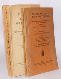 The trial of German major war criminals: proceedings of the International military tribunal sitting at Nuremberg, Germany. [Parts I and II]