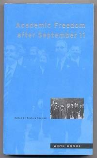 Academic Freedom after September 11