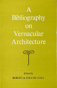 Bibliography On Vernacular Architecture