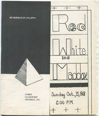 image of [Program]: Red White and Maddox