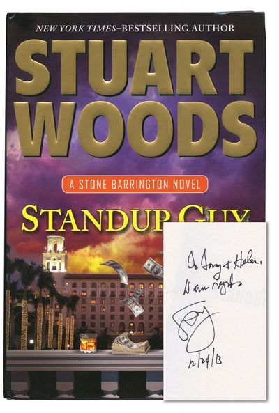 New York: Putnam, 2014. First Edition. First Edition. INSCRIBED by the author on the