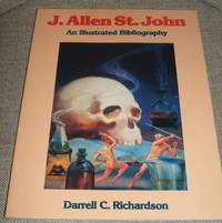 image of J. Allen St. John an Illustrated Bibliography