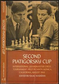 Second Piatigorsky Cup International Grandmaster Chess Tournament Held in Santa Monica, California August, 1966