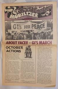 The student mobilizer, vol. 2, no. 6 (October, 1968)