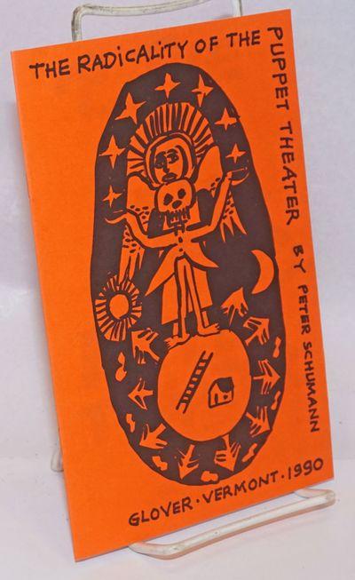 St. Johnsbury, VT: Troll Press, 1990. 14p., staplebound pamphlet, very good. Originally written for ...