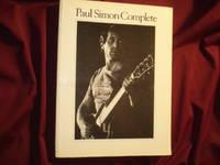 image of Paul Simon Complete (sheet music).