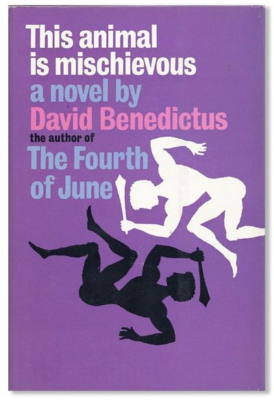 New York: New American Library, 1965. First American Edition. Octavo. Purple & lavender cloth-backed...