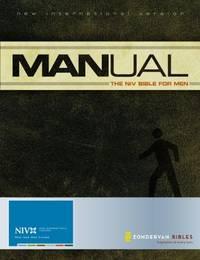 image of Manual: The Bible for Men-NIV