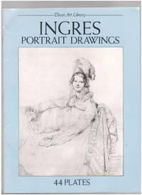 Ingres Portrait Drawings - 44 Plates