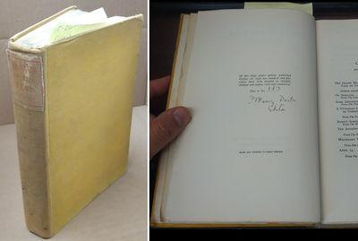 London: Argonaut Press, 1930. Limited edition. Hardcover. Octavo; Limited edition, 183/250; Good con...