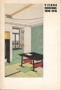 image of Vienna Moderne 1898-1918: An Early Encounter between Taste and Utility