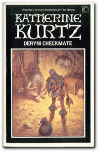 Deryni Checkmate by  Katherine Kurtz - Paperback - First British Edition - 1985 - from Books in Bulgaria (SKU: 17900)