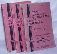 image of Third Congress of the Labour and Socialist International, Brussels, 5th to 11th August, 1928. Reports and proceedings