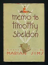 Philadelphia/New York: J.B. Lippincott Company. Near Fine in Very Good dj. (c.1938). First Edition. ...