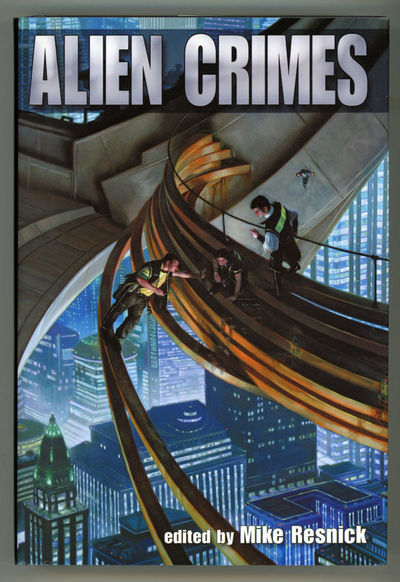 : Science Fiction Book Club. ., 2007. Octavo, boards. First edition. Original anthology collecting s...