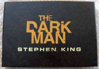 The Dark Man - Signed Limited Edition